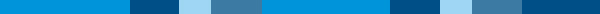 Blue swatch bar